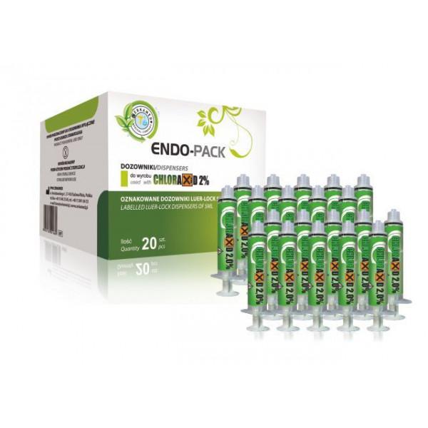 ENDO-PACK - Uygulama Şırıngası Yedek