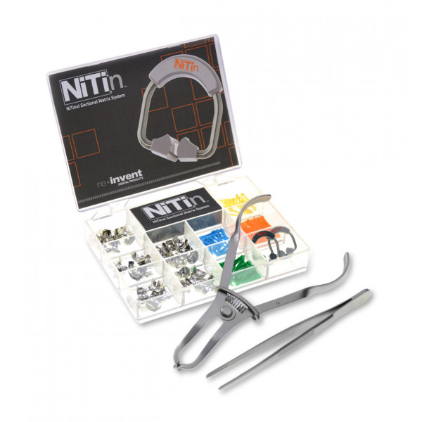 NiTin Sectional Matrix Kit