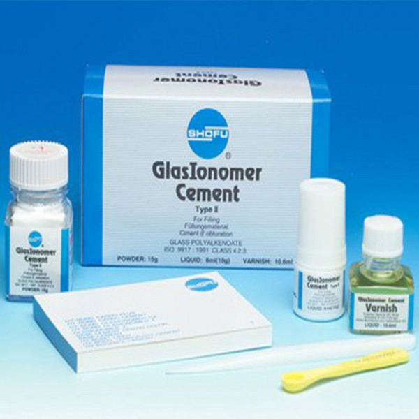 Glaslonomer Cement Type II