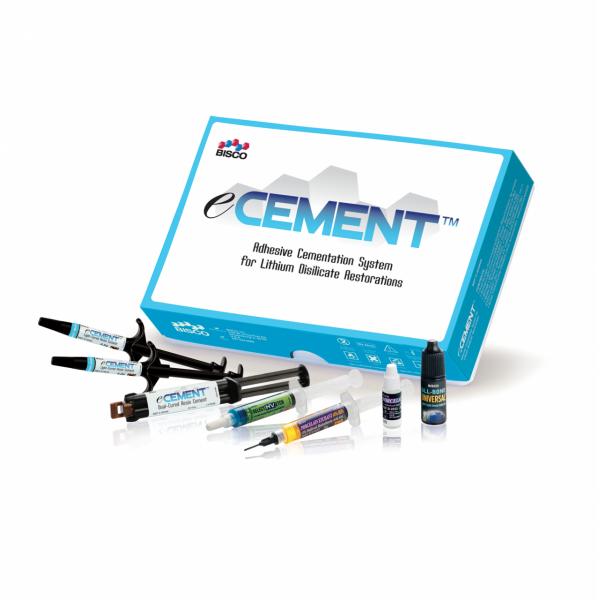 E-Cement Yapıştırma Simanı