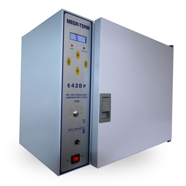 E-420P Elektronik Programlı Sterilizatör